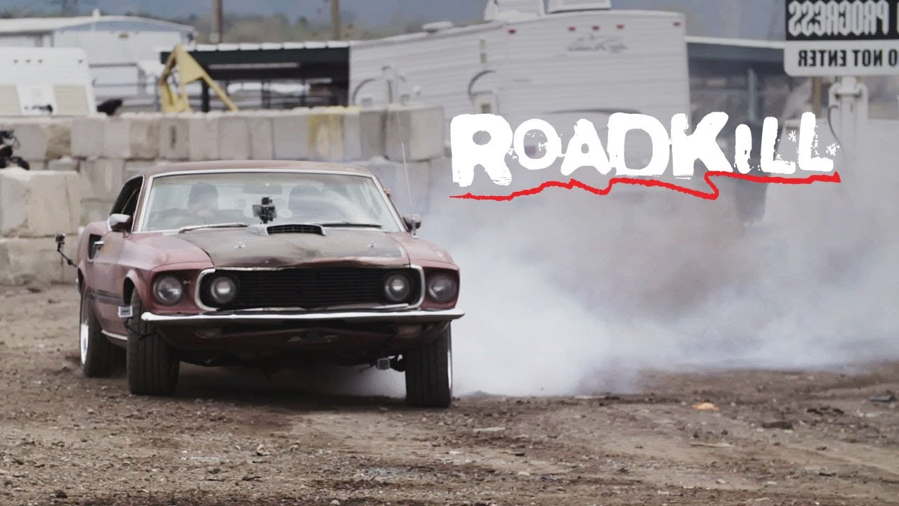 69 Mustang Mach 1 Junkyard Find Is Ultimate Project Car!