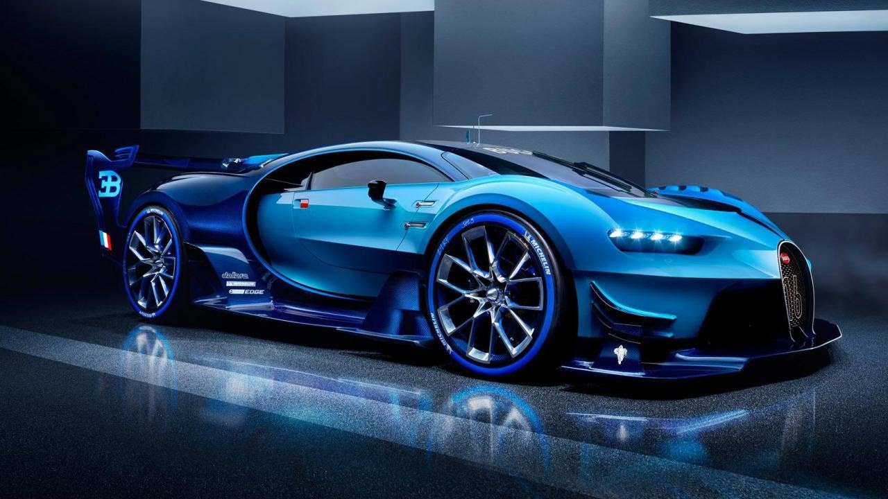 Is the bugatti the fastest car in the world