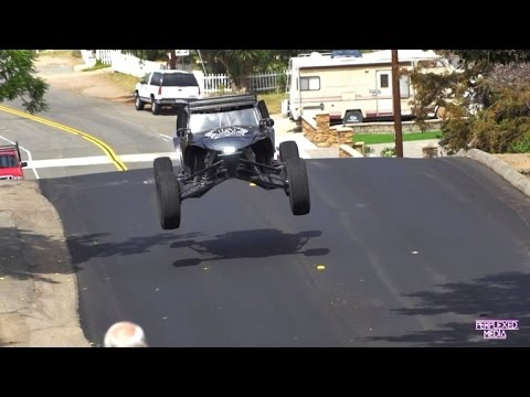 Vw Bug Off Roader Turns San Diego Into Mad Max Playground