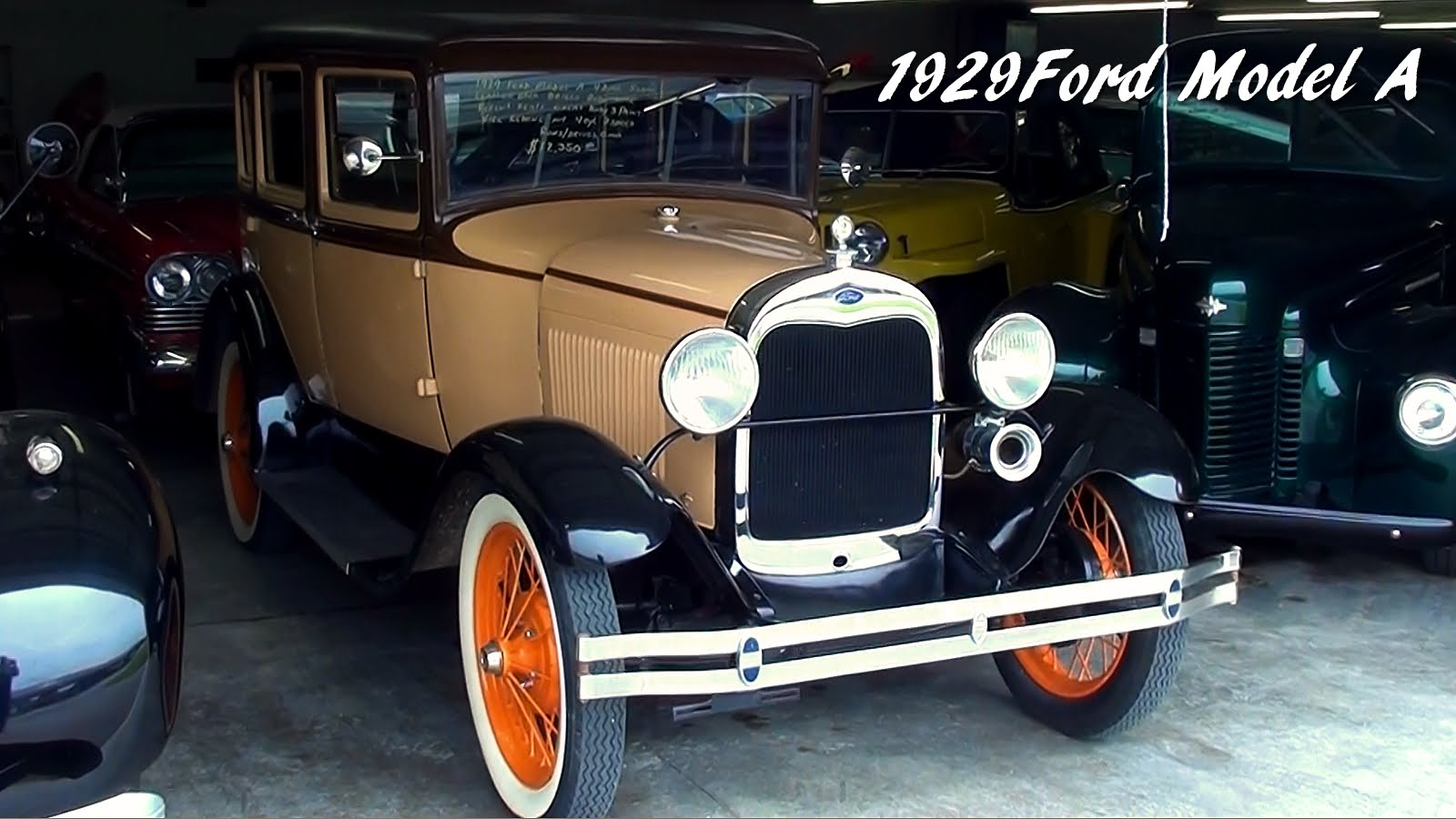 Who Doesn\'t Want To Bring Home This Stunning 88 Year Old Ford Model ...
