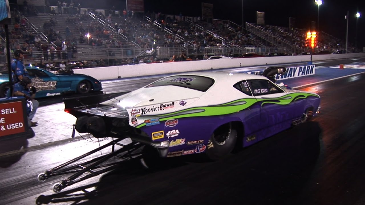 $10,000 Pro Mod Drag Race End In Blaze Of Glory! EPIC!