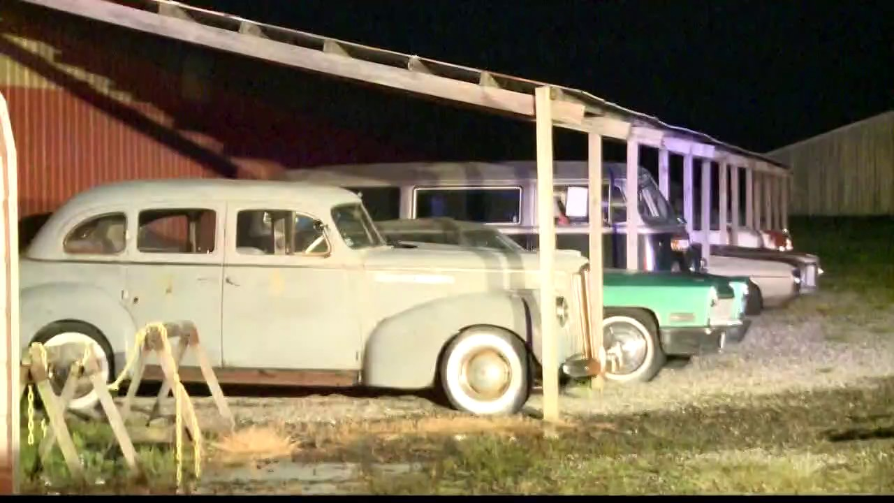 Massive Fire Destroys At Least 150 Cars At Illinois Classic Car ...