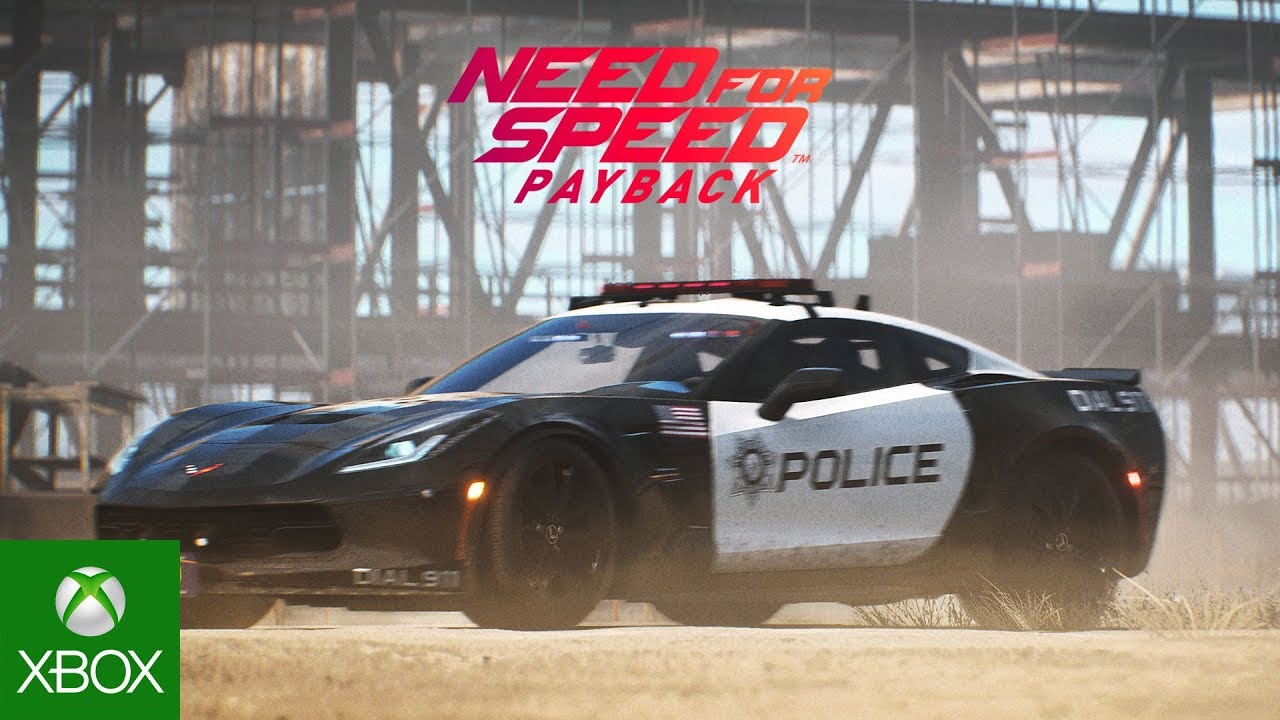 need for speed payback official gamescom trailer. Black Bedroom Furniture Sets. Home Design Ideas