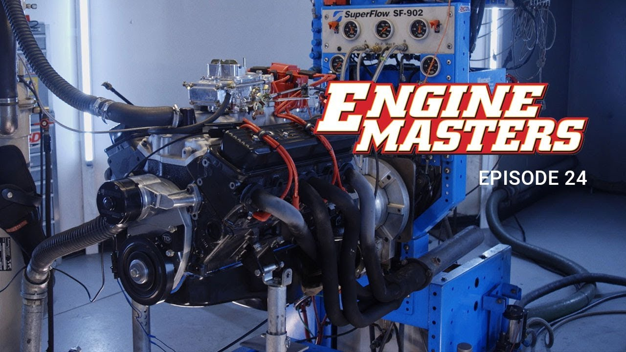 The BEST Chevy Small Block 350 Mods You Can Perform For Dirt