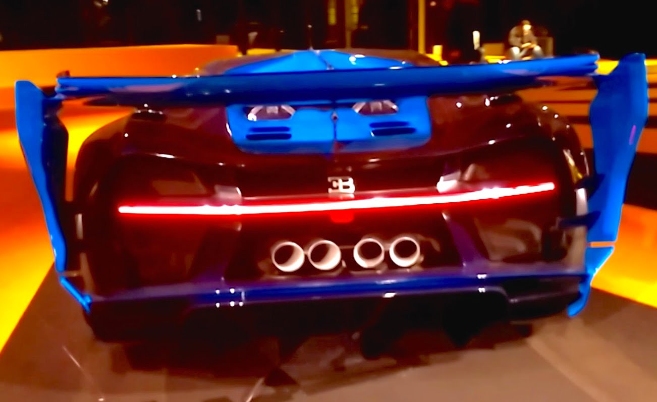 bugatti vision gran turismo insanely loud start up and engine sound will make. Black Bedroom Furniture Sets. Home Design Ideas