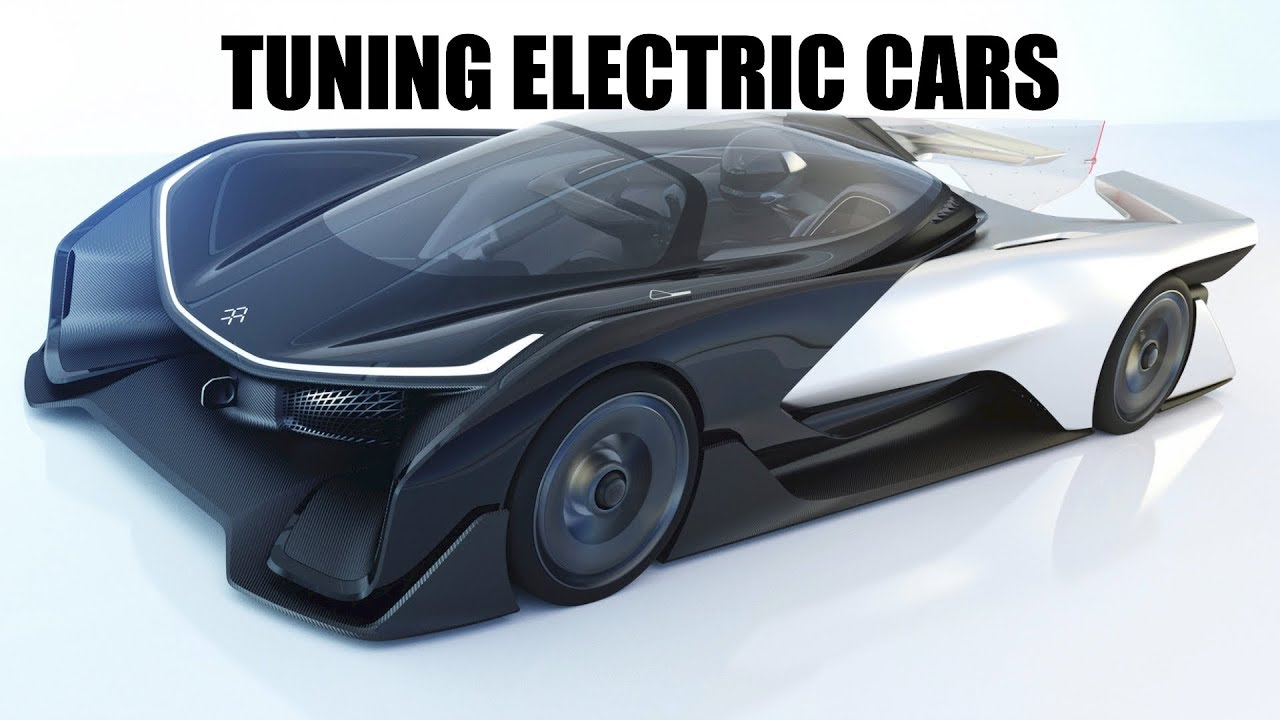 How Do Electric Cars Work? Can They Be Tuned For More Power?