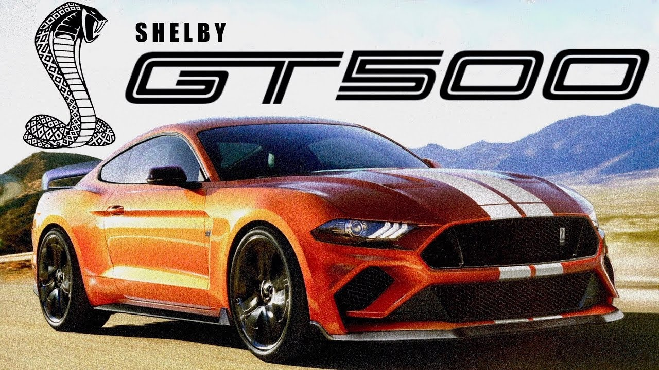 What Can We Expect From The Long Awaited 2019 Shelby Gt500
